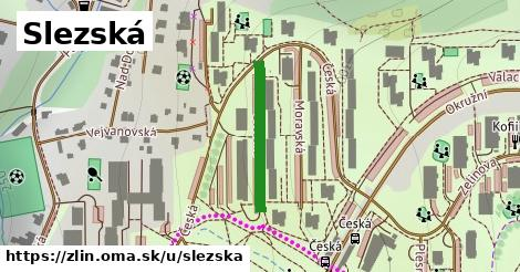 ilustrácia k Slezská, Zlín - 212m