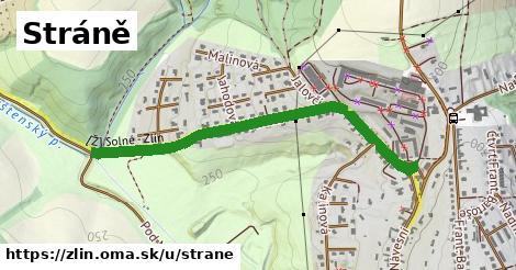 ilustrácia k Stráně, Zlín - 1,02km