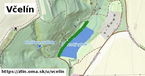ilustrácia k Včelín, Zlín - 236m