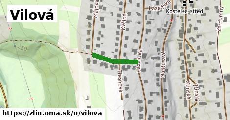 ilustrácia k Vilová, Zlín - 149m