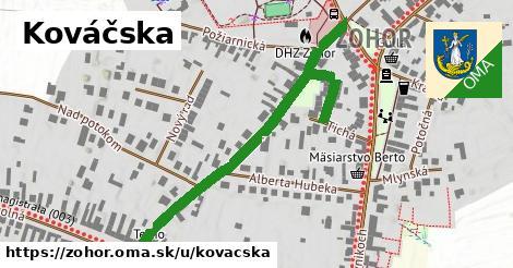 ilustračný obrázok k Kováčska, Zohor