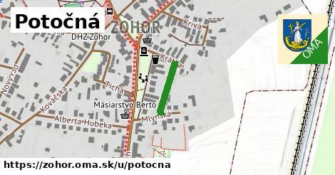 ilustrácia k Potočná, Zohor - 123m