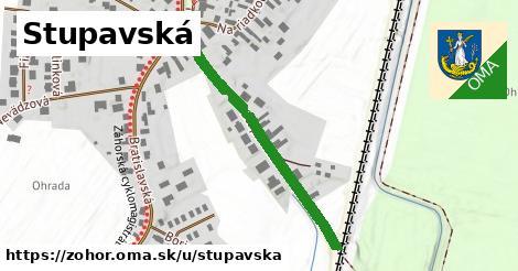 ilustrácia k Stupavská, Zohor - 396m