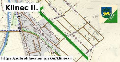 ilustrácia k Klinec II., Zubrohlava - 659m