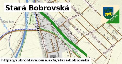 ilustrácia k Stará Bobrovská, Zubrohlava - 0,84km