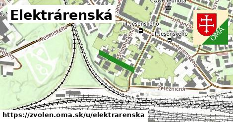 ilustrácia k Elektrárenská, Zvolen - 124m