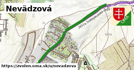 ilustrácia k Nevädzová, Zvolen - 1,23km