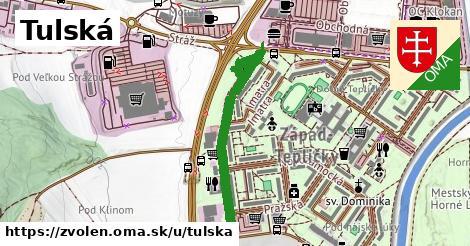 ilustrácia k Tulská, Zvolen - 0,75km