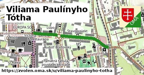 ilustračný obrázok k Viliama Paulínyho Tótha, Zvolen