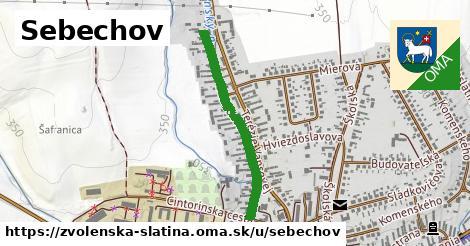 ilustrácia k Sebechov, Zvolenská Slatina - 636m