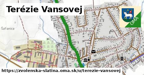 ilustrácia k Terézie Vansovej, Zvolenská Slatina - 1,18km