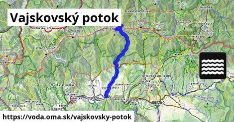 ilustračný obrázok k Vajskovský potok