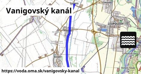 ilustračný obrázok k Vanigovský kanál