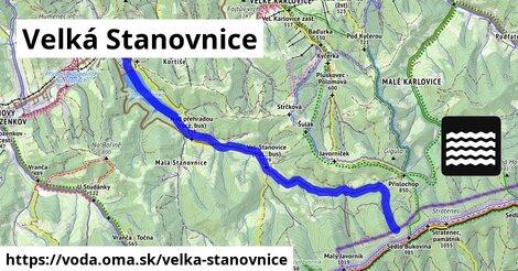 ilustračný obrázok k Velká Stanovnice