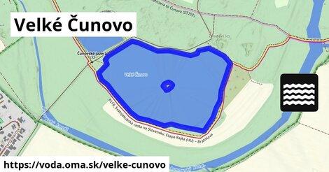 ilustračný obrázok k Velké Čunovo