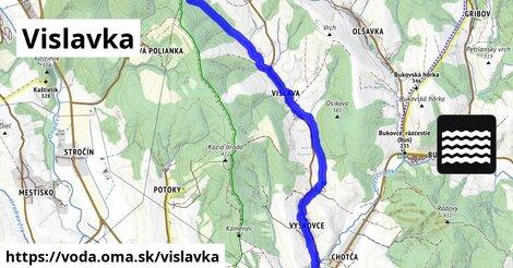 ilustračný obrázok k Vislavka
