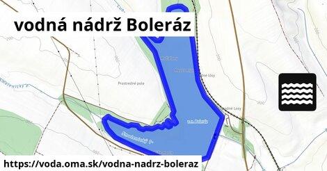 ilustračný obrázok k vodná nádrž Boleráz