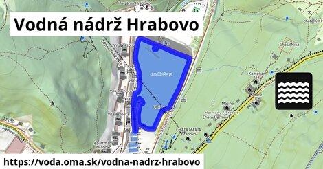 ilustračný obrázok k Vodná nádrž Hrabovo