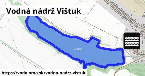 ilustračný obrázok k Vodná nádrž Vištuk