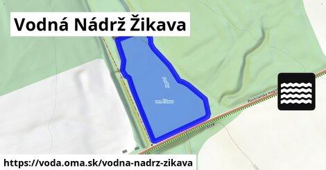ilustračný obrázok k Vodná Nádrž Žikava