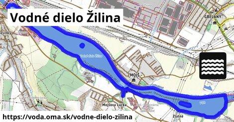 ilustračný obrázok k Vodné dielo Žilina