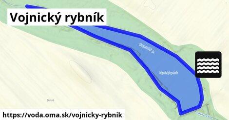 ilustračný obrázok k Vojnický rybník