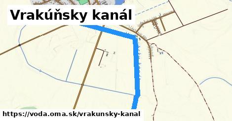 ilustračný obrázok k Vrakúňsky kanál