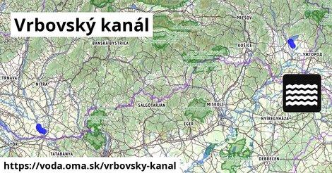 ilustračný obrázok k Vrbovský kanál