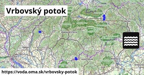 ilustračný obrázok k Vrbovský potok