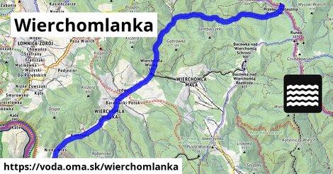 ilustračný obrázok k Wierchomlanka