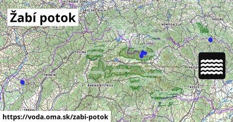 ilustračný obrázok k Žabí potok