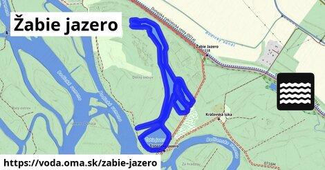 ilustračný obrázok k Žabie Jazero