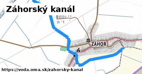 ilustračný obrázok k Záhorský kanál
