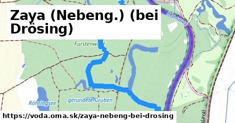 ilustračný obrázok k Zaya (Nebeng.) (bei Drösing)