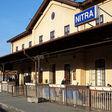 Železničná stanica Nitra podla wikipedie