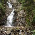 Kmeťov vodopád podla wikipedie