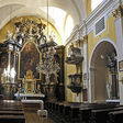 Kostol Navštívenia Panny Márie a kláštor Milosrdných bratov podla wikipedie