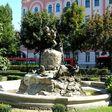 Kačacia fontána podla wikipedie