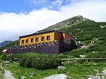 Chata pod Soliskom, zdroj wikipédia