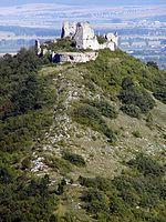 Turniansky hrad, zdroj wikipédia