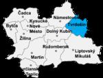 Tvrdošín_(okres), zdroj wikipédia