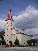 Tvrdošín, zdroj wikipédia