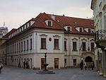 Keglevičov_palác, zdroj wikipédia