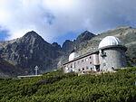 Observatórium_Skalnaté_pleso, zdroj wikipédia
