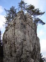 Krkavá_skala, zdroj wikipédia
