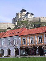Trenčín, zdroj wikipédia