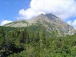 Tatranský národný park, zdroj wikipédia