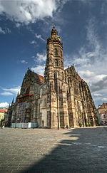 Dóm_svätej_Alžbety, zdroj wikipédia