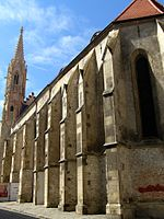 Kostol a kláštor klarisiek (Bratislava), zdroj wikipédia