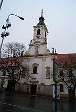 Kostol_Navštívenia_Panny_Márie_a_kláštor_Milosrdných_bratov, zdroj wikipédia